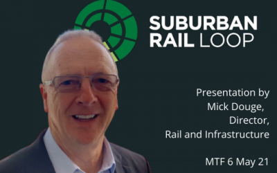 Suburban Rail Loop stage one explained
